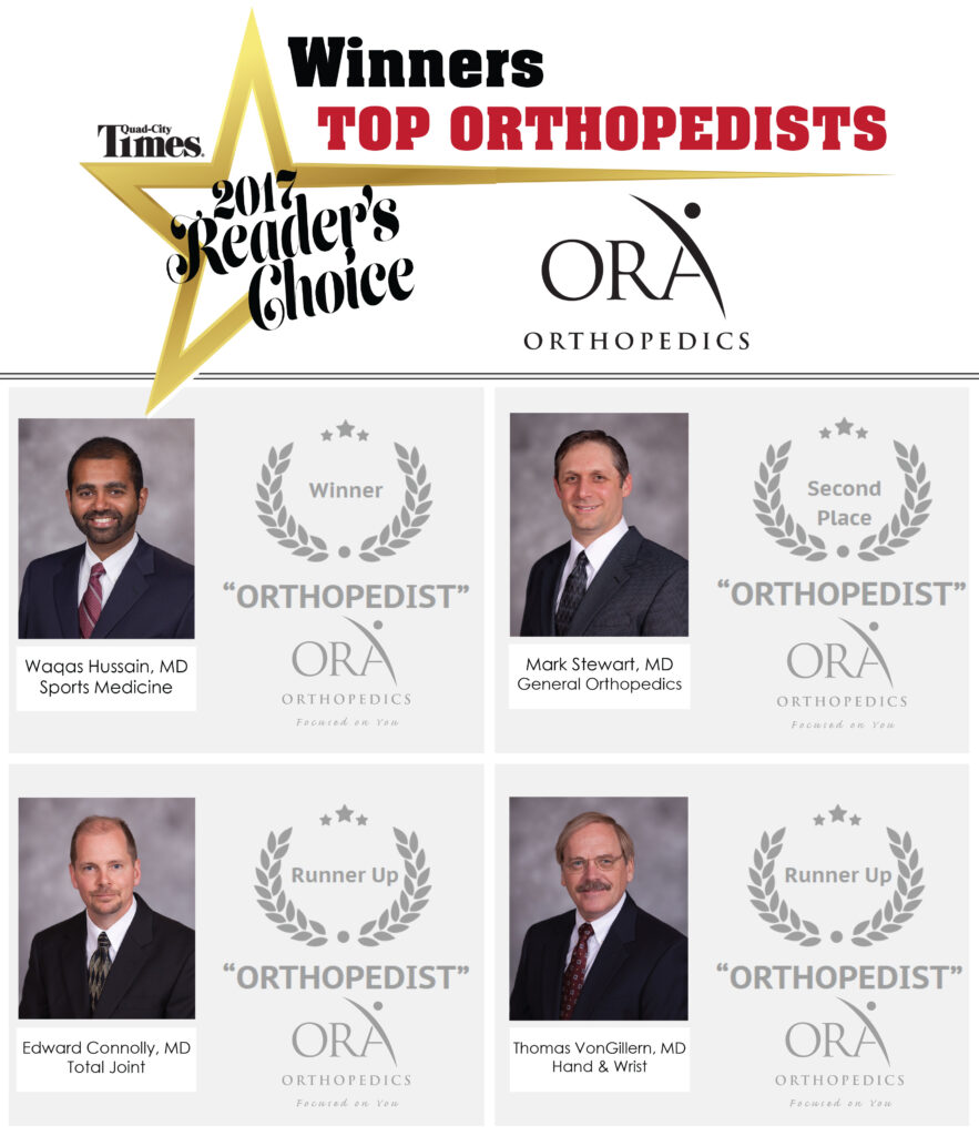 ORA Orthopedists Voted Best in QC - ORA Orthopedics