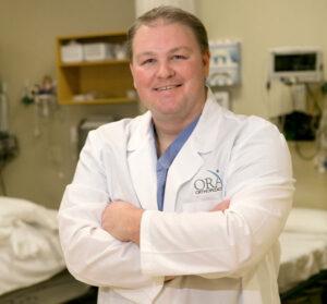Dr. Michael Berry portrait
